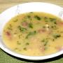 Caldo de Mandioca com Carne Seca
